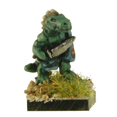 FLA101 Lizardmen Infantry with Swords