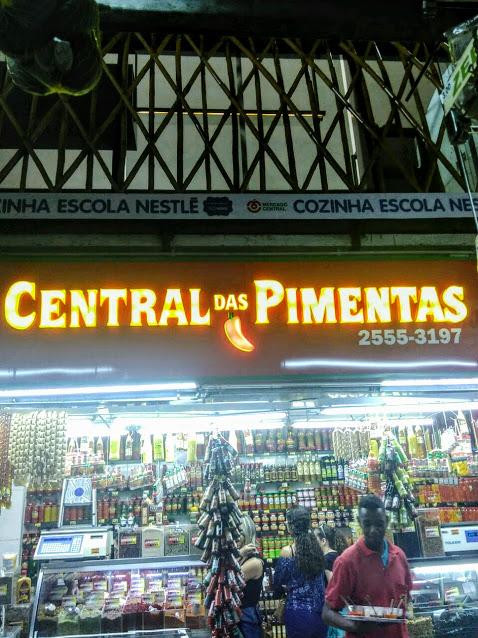 Mercado Central Belo Horizonte Central das Pimentas