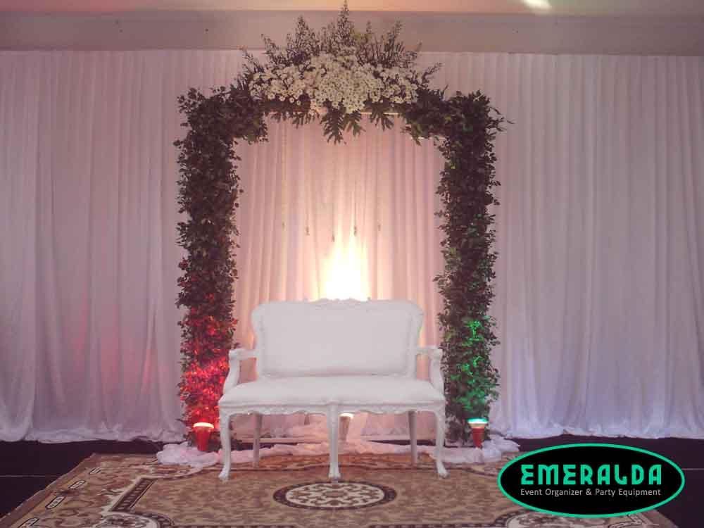 wedding decoration, dekorasi pernikahan, wedding