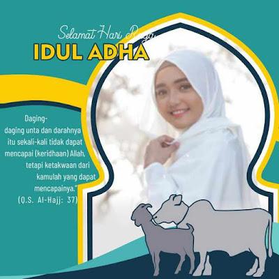 Twibbon Idul Adha 1