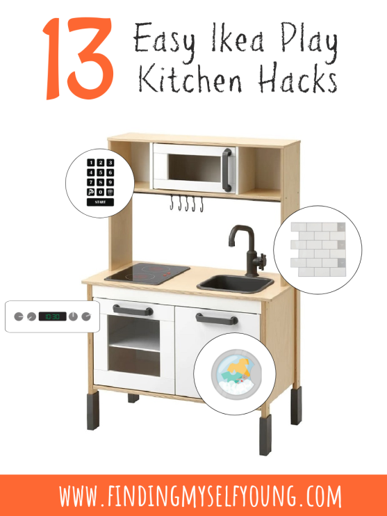 13 ikea hacks to easily transform your play kitchen