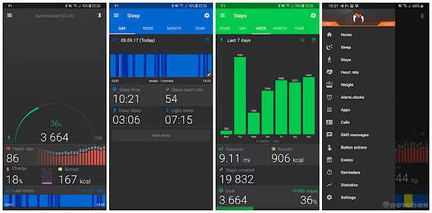 Master for mi band pro apk free download