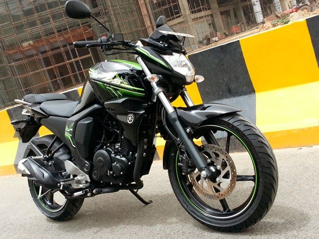 Yamaha Fz16 2016 Specification