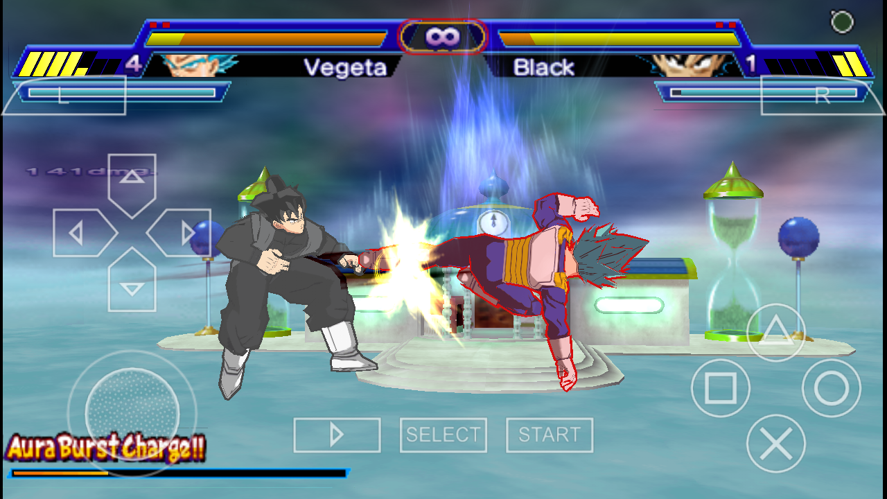 dragon ball super ppsspp iso free download