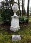 Familiengrab von Luckemeyer und Deus in Golzheim Düsseldorf