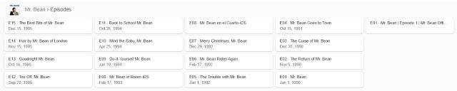 Rupanya Cerita 'Mr Bean' Hanya ada 15 episod Sahaja