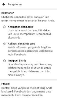 Cara Mematikan Verifikasi 2 Langkah Facebook di Android dan IOS