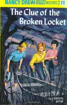 Nancy Drew 11: the Clue of the Broken Locket (Nancy Drew Mystery Stories #11) pdf free download