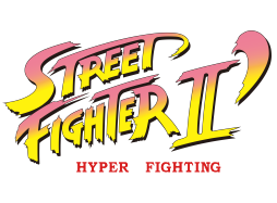 Street Fighter 2 Hyper Fighting