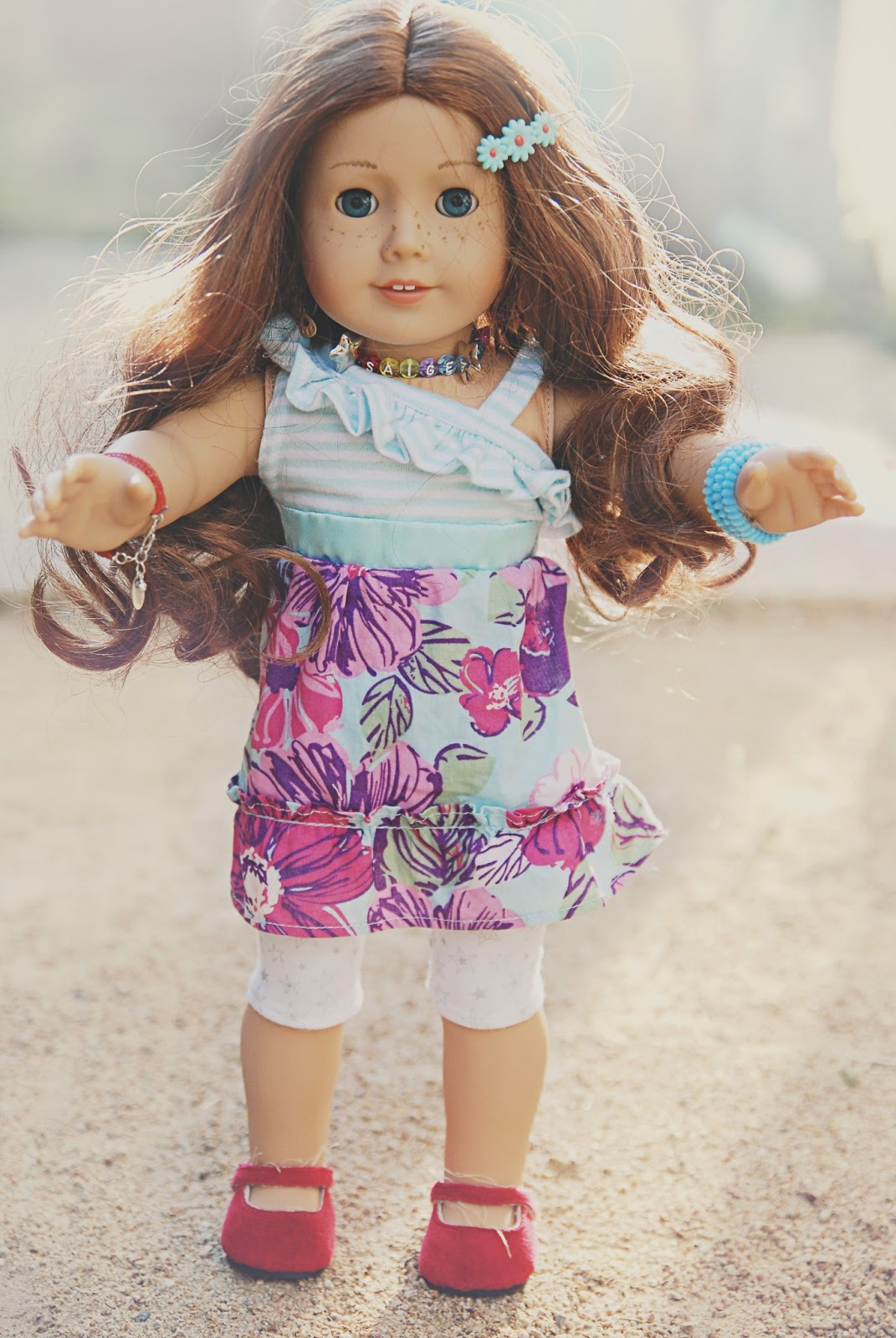 Pretty Color To Dye Your Hair: :: Judy Devine ::: More American Girl Doll Photos From The