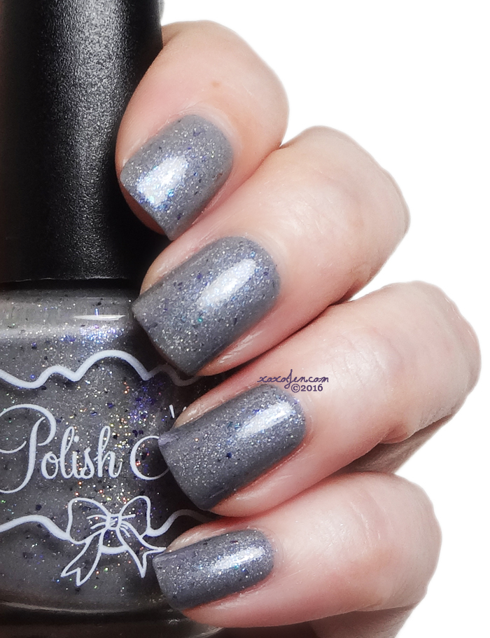 xoxoJen's swatch of Polish M Manna's Magnificent Masterpiece