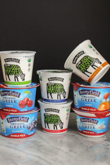 Creamy Tropical Yogurt Smoothie | The Chef Next Door