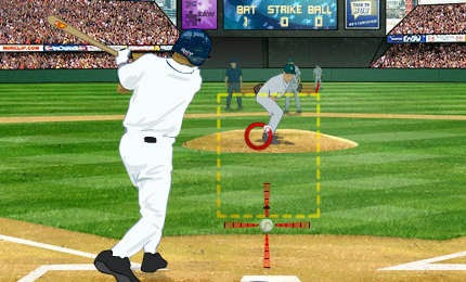 لعبة الرياضة الشهيرة بطولة البيسبول 2014 Baseball  اون لاين