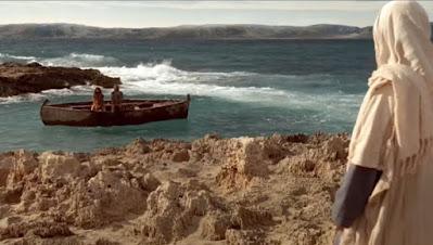 Il Signore chiama i primi Apostoli sul mare di Galilea