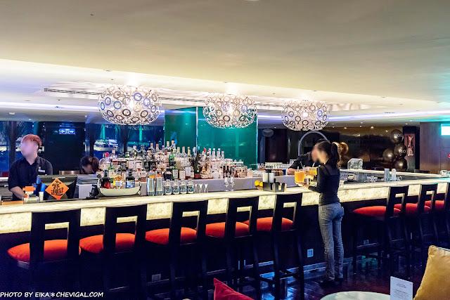 MG 6838 - 忘廊Lounge ONE,亞緻大飯店29樓俯瞰市區美麗夜景,人多建議要先訂位!