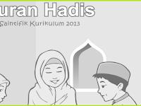 Soal PTS Qur'an Hadist Kelas 2 MI Semester 1 Th. 2019