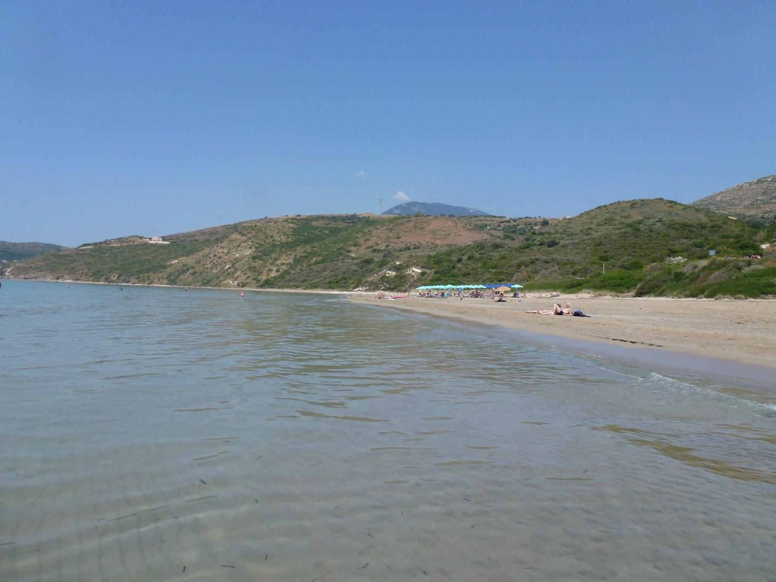 Karminia-beach