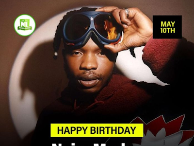 Happy Birthday To Marlian President, Naira Marley As He Turns A Year Older Today – Drop Your Wishes For Him