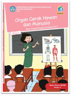 download gratis buku tematik kelas 5 tema 1