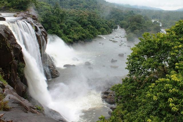 Athirapilly Waterfalls, Kerala Tourism