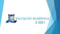 Inscripción Académica FACING 3-2021