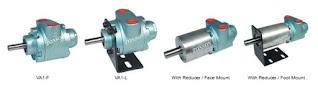 VA1 Tonson Vane Air Motor