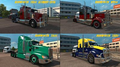Americans Truck Pack Premium Deluxe III