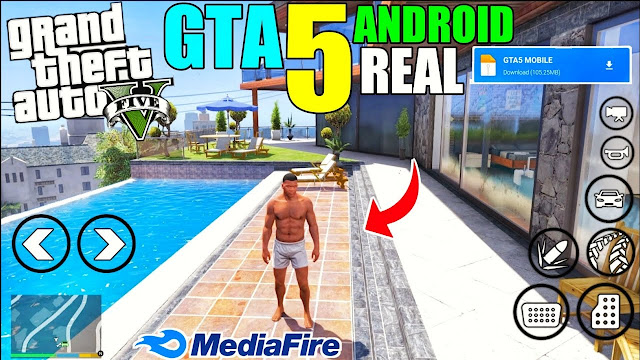 GTA V Mobile Game Download For Android