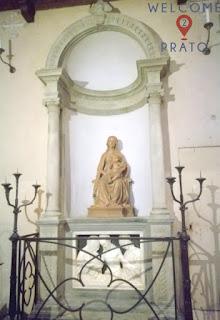 Foto del Tabernacolo della Madonna dell'Ulivo