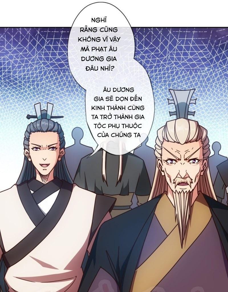 Hồng Thiên Thần Tôn chap 94 - Trang 1