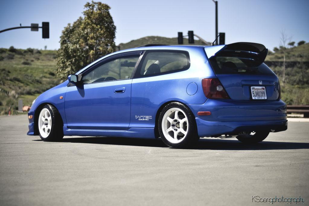 lowered, niskie, obniżone, sportowe, zawieszenie, jdm, Honda Civic VII