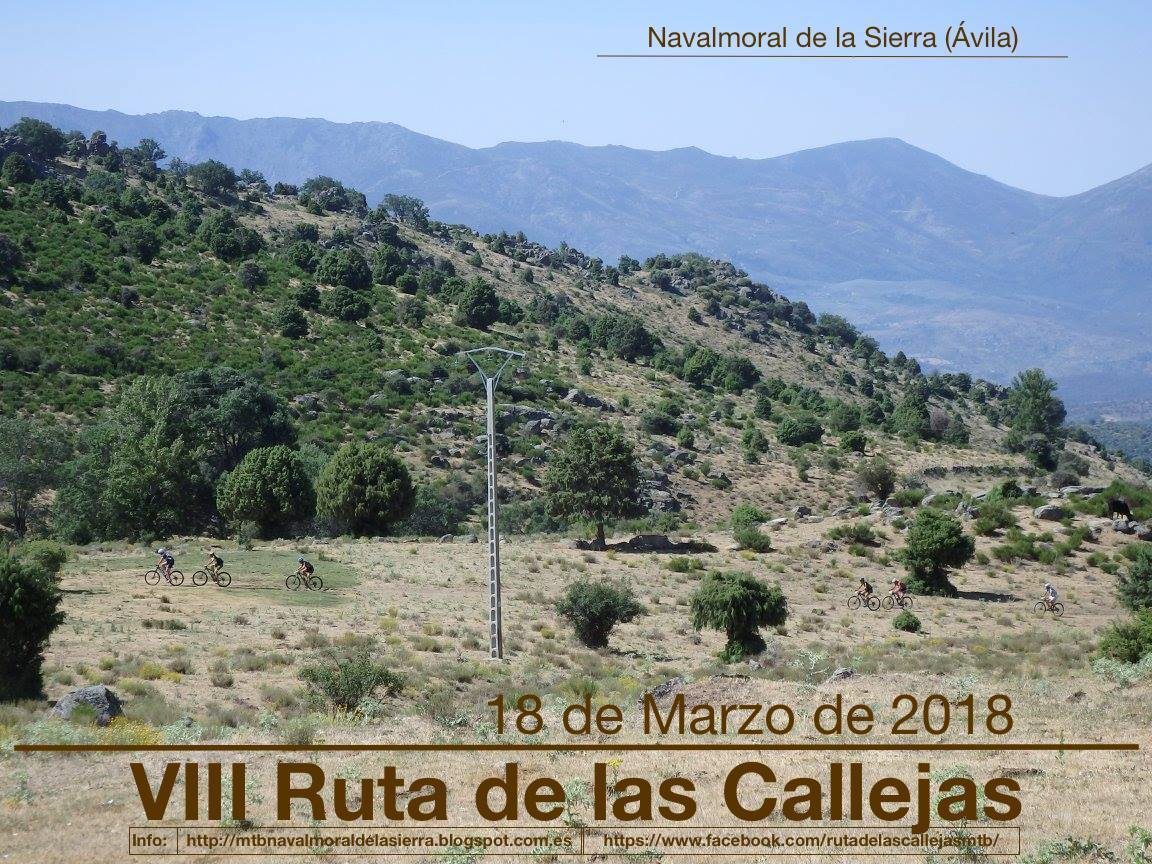 Viii ruta de las callejas navalmoral vila 18 de marzo de 2018 - Navalmoral de la sierra ...
