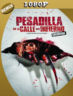 Pesadilla en la Calle del Infierno (1984-1994) Colección REMUX [1080p] Latino [GoogleDrive] SilvestreHD