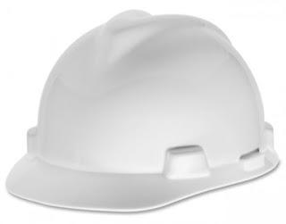 Warna Helm Safety yang sering digunakan Pekerja