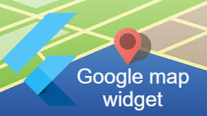 Flutter - Google map widget plugin example  ~ Developer Libs