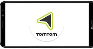تنزيل برنامج TomTom Navigatio Mod pro مدفوع مهكر بدون اعلانات بأخر اصدار من ميديا فاير