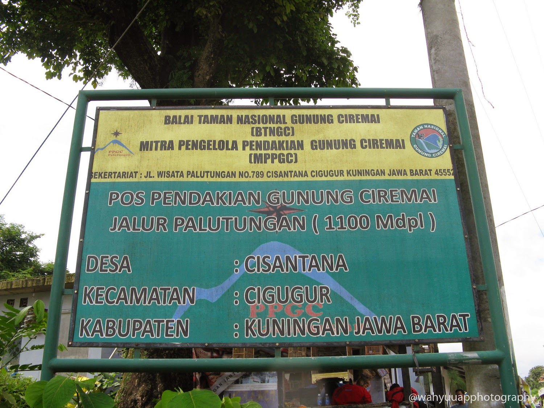 Jalur Pendakian Gunung Ciremai Jawa Barat Z PLATENET