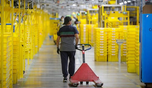 California may force Amazon to improve working conditions