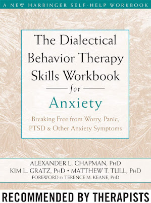 [Free Amazon Ebook]The Dialectical Behavior Therapy Skills Workbook for Anxiety