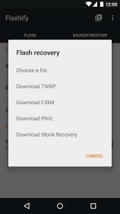 Flashify Apk Android App
