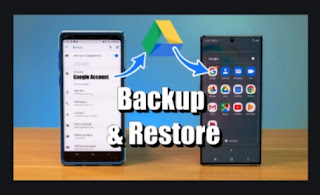How to Backup Your Android Phone data in Google drive