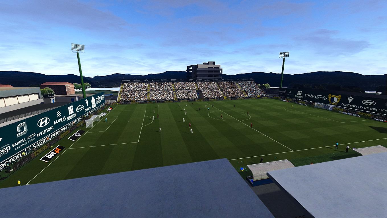 PES 2021 Estadop Municipal 22 de Junho - FC Famalicão