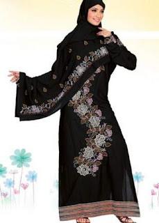 Busana Muslim Gaya Turki Inspirasi Wanita Muslimah