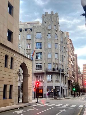 El Môderne Hotel exterior