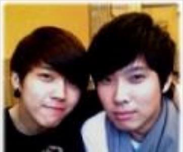 Fufu ViFi INFINITE members SiblingsInfinite L And His Brother