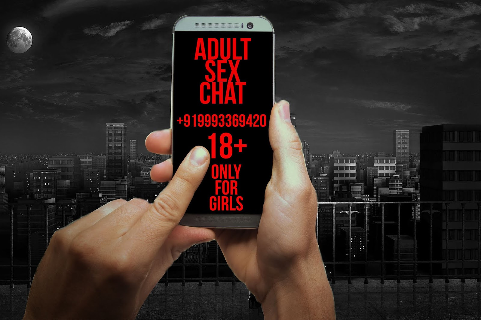 Free mobile phone sex chat