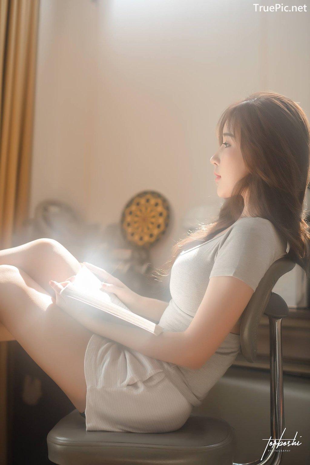 Image Thailand Model - Thanyarat Charoenpornkittada - A Girl Like You - TruePic.net - Picture-1