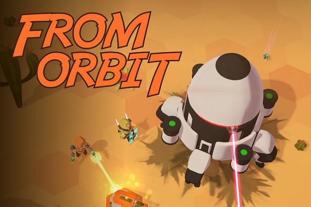 [Προσφορά]: Δωρεάν για λίγες ημέρες το διασκεδαστικό παιχνίδι εξερεύνησης πλανητών From Orbit