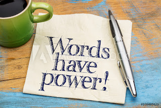words have power-power of words examples