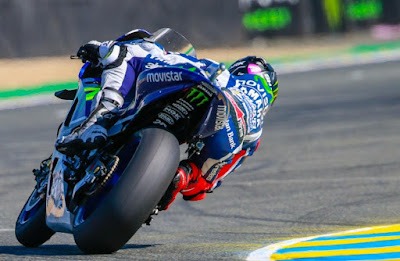 Hasil Lengkap Latihan Bebas 4 MotoGP Le Mans, Prancis 2016